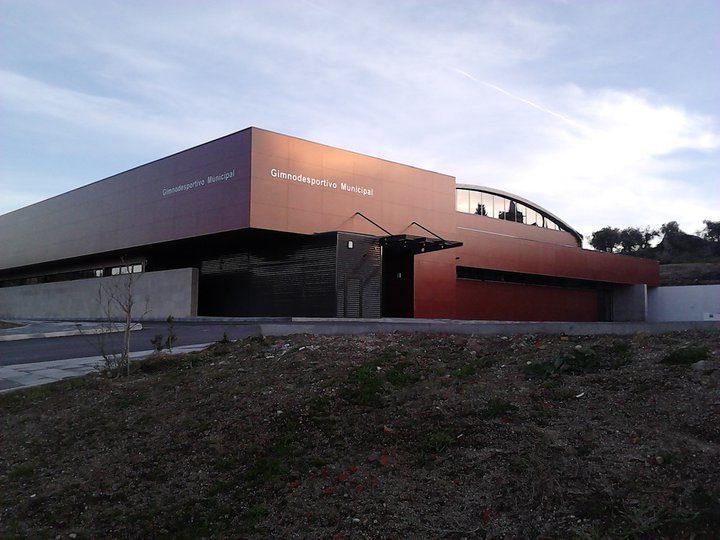 Pavilhão Gimnodesportivo de Caria