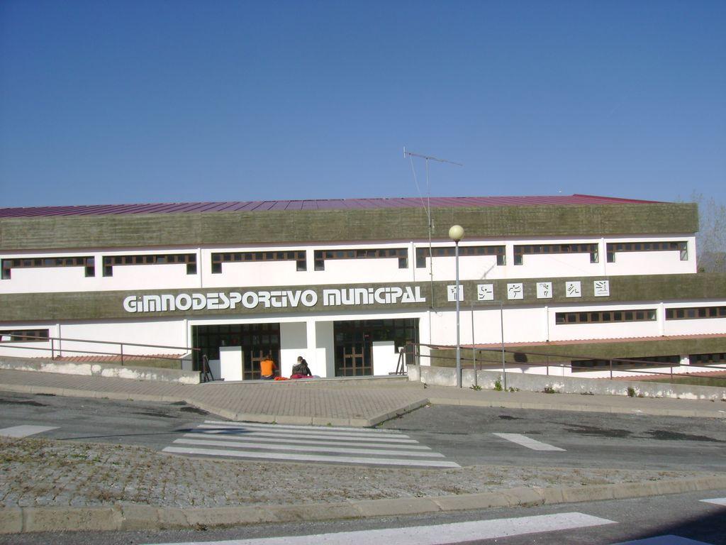 Pavilhão Gimnodesportivo de Belmonte