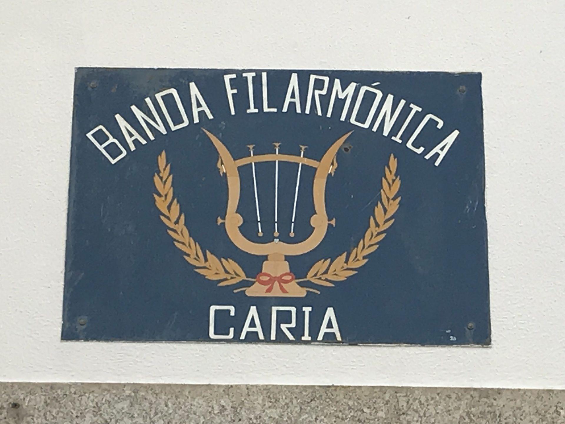 Banda Filarmónica de Caria