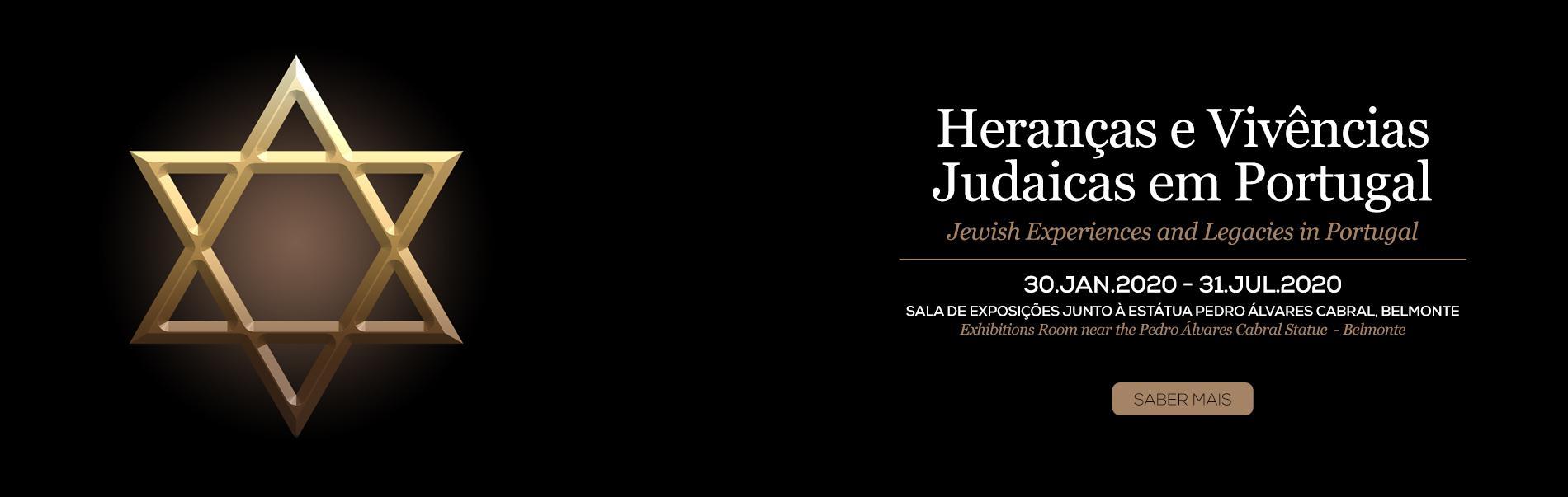 Exposição Heranças e Vivências Judaicas