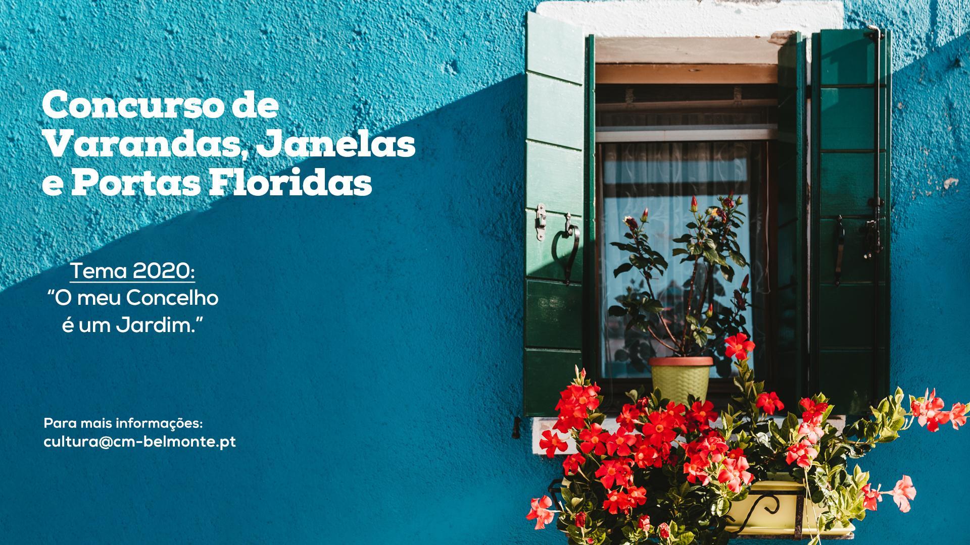 Concurso Portas, Janelas, Varandas Florida 2020