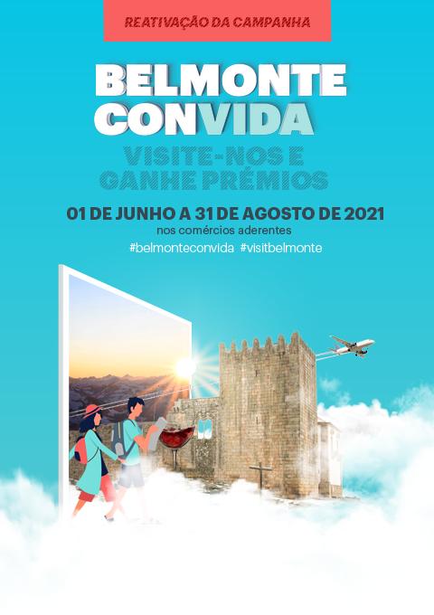 Belmonte Convida 2020 Header Mobile