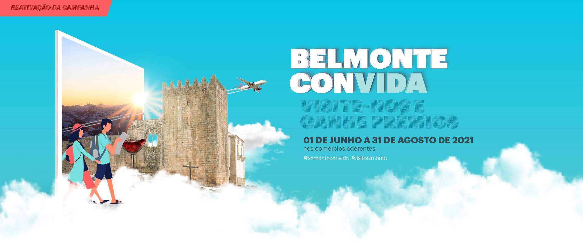 Belmonte Convida 2020 Header