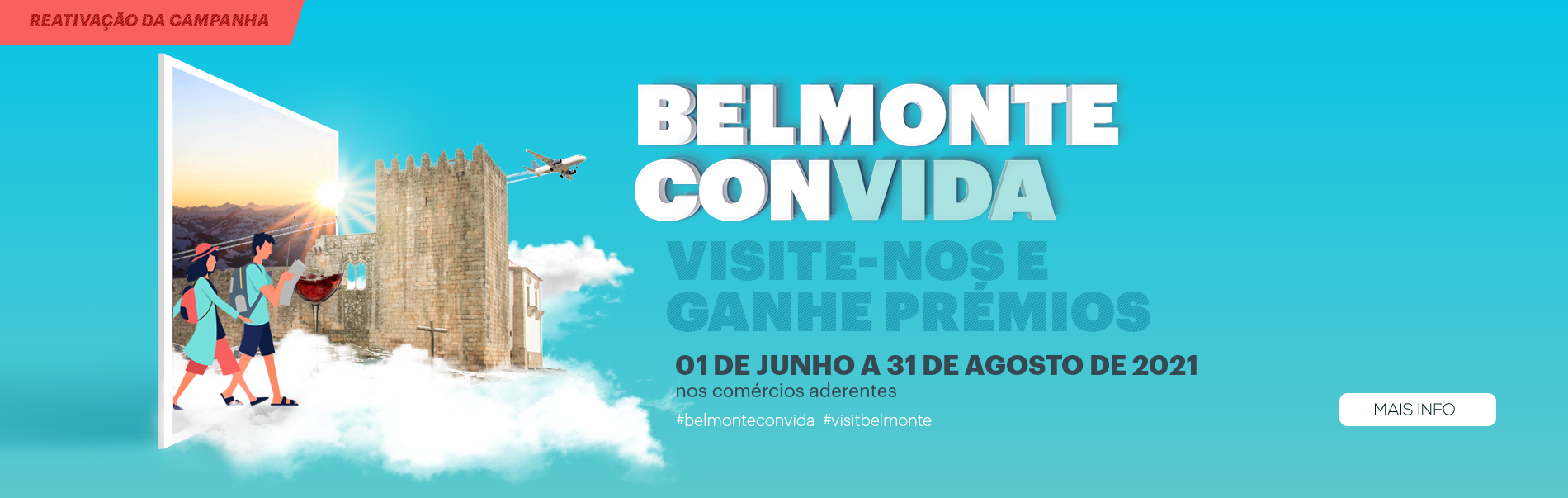 Belmonte Convida 2020 Slider